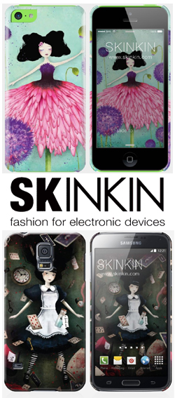 coques et skins pour iPhone5, iPhone4, iPhone3, Samsung Galaxy S4, Samsung Galaxy S3, iPad et iPad mini
