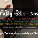 Black Friday Sale in the Shop ! Nov.28 / Dec.3 - https://www.etsy.com/shop/TheNebulousKingdom