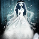 Corpse Bride © Copyright Anne-Julie Aubry 2015