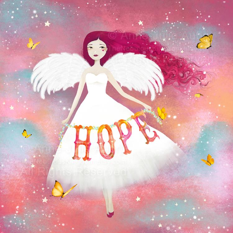 Hope - Anne-Julie Aubry 2016