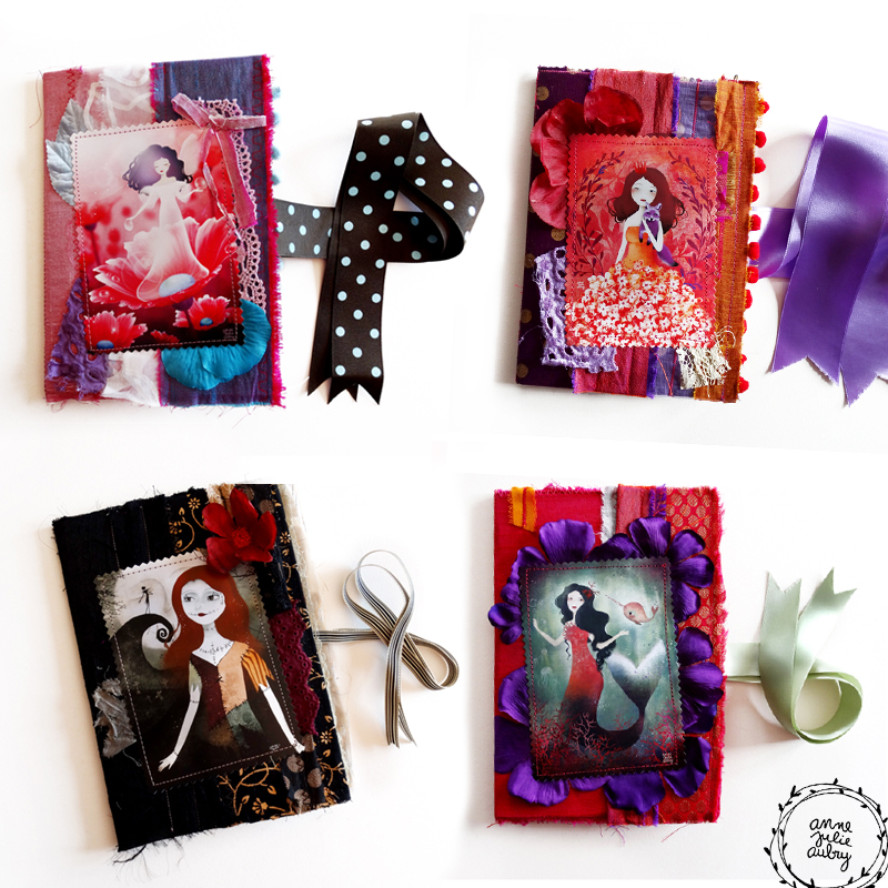 Fabric Journals © 2016 Anne-Julie Aubry - all rights reserved