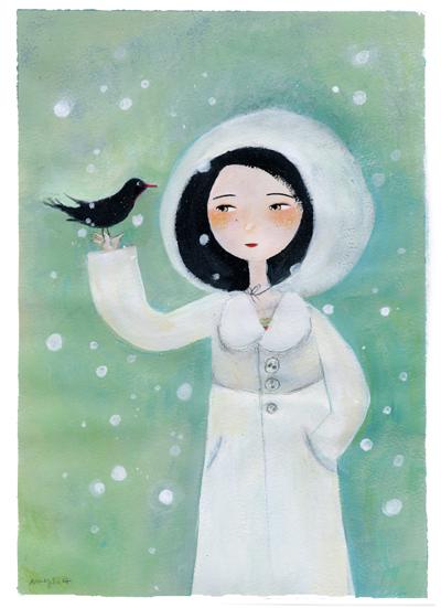 miss winter coat