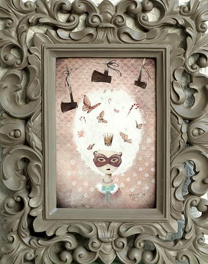 Marie-Antoinette_framed