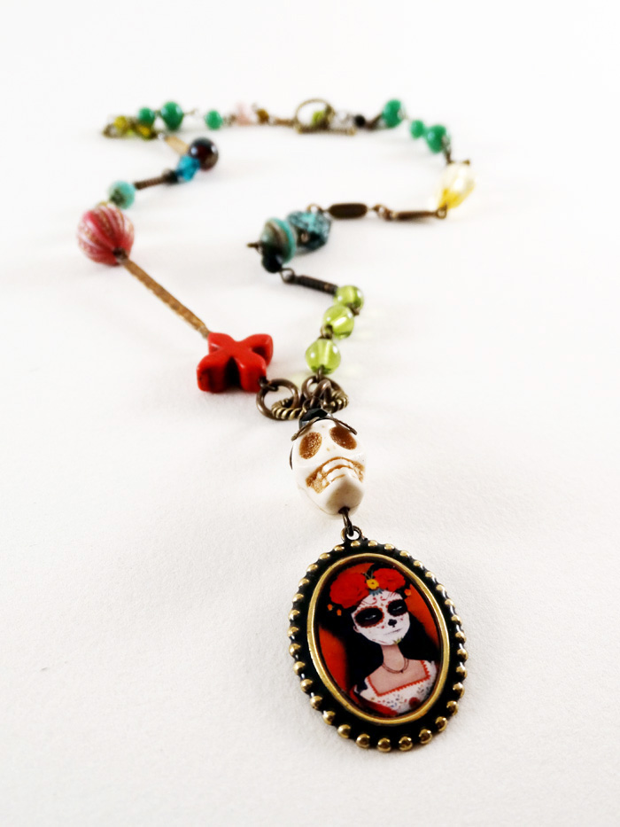 Catrina necklace - 2013 © Anne-Julie Aubry