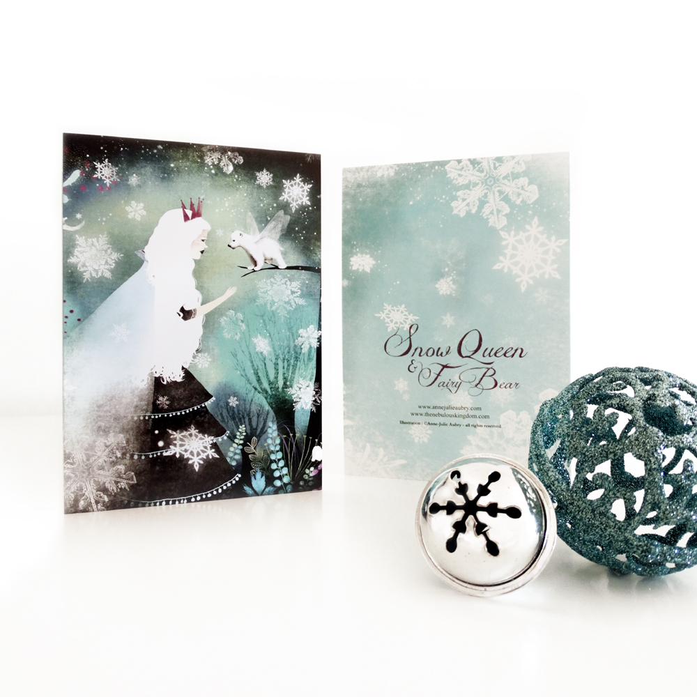 greeting cards - Anne-Julie Aubry 2013