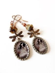 Original Jewelry creation - 2014 © Anne-Julie Aubry / The Nebulous Kingdom