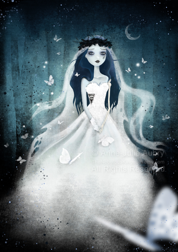 Corpse Bride  © Copyright Anne-Julie Aubry 2015