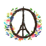 #prayforparis #peace