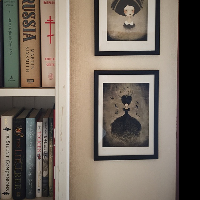 prints from Anne-Julie Aubry
