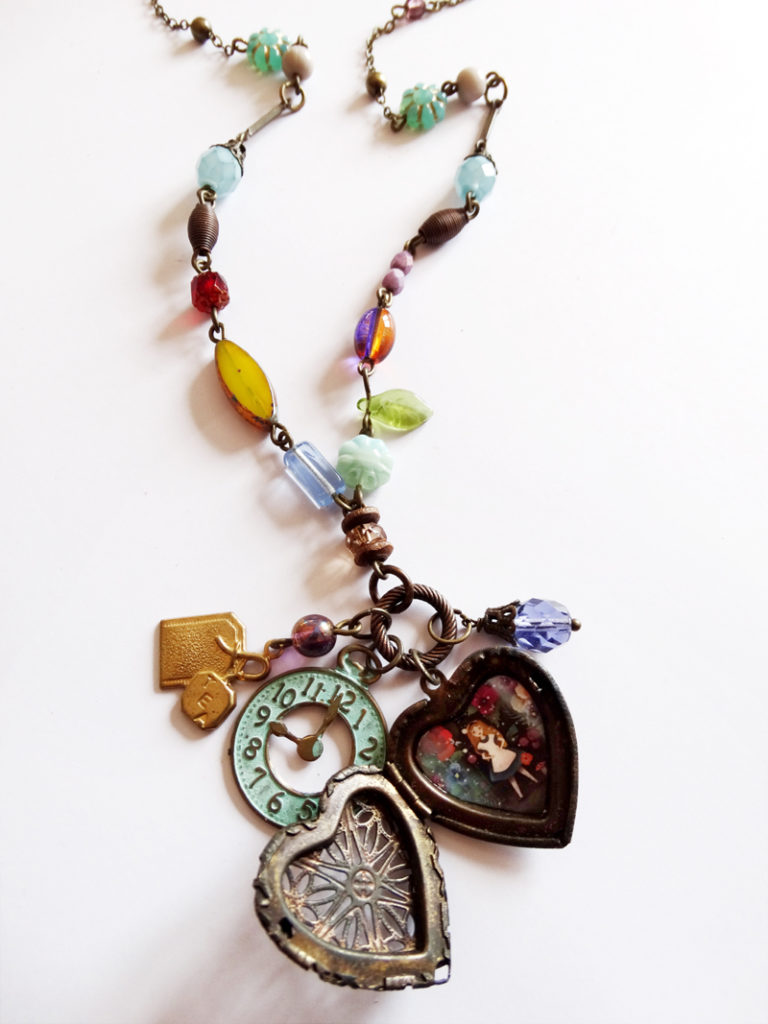 Handmade  Jewelry - (c)Anne-Julie Aubry