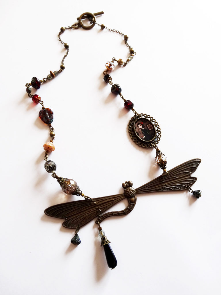 Handmade  Jewelry - (c)Anne-Julie Aubry